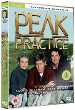 PEAK PRACTICE the complete sixth series 6. Saskia Wickham. 4 discs. New DVD.
