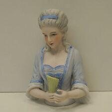 Teepuppen Marquise Half Doll Pincushion Arms Away Franzosisch Stil Porzellan Bis