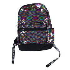 Victoria's Secret Pink Campus Backpack Bookbag School Bag Zip Pockets Vs New Nwt