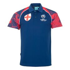 Rugby World Cup 2019 England Polo Shirt S-M RRP £35 50% OFF plus a FREE GIFT!