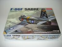 ACADEMY BNIB 1/72 F-86F SABRE US AIR FORCE JET FIGHTER FREE POSTAGE
