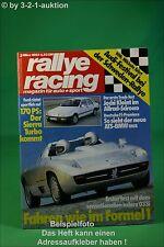 Rallye Racing 3/83 Isdera Spyder 033i Ford Sierra Turbo