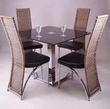 2er-Set Esszimmerstühle Polsterstühle Stuhlgruppe Sitzgruppe Stuhl Stühle