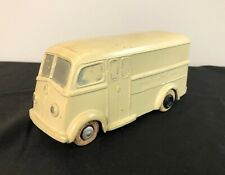 Rare Toy White Horse Delivery Truck / Van Toy Dealer Sample?