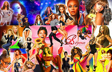 Beyonce' Collage Poster (B)