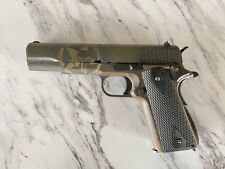 WE 1911 Airsoft Pistol Custom Cerakoted