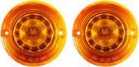 Custom Dynamics Probeam LED Amber Turn Signal Insert Kit PB-A-1157-T