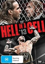 WWE - Hell In A Cell 2013 (DVD, 2013) Genuine, Region 4 Aus Seller D181