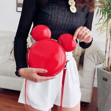 Handbag Mickey Mouse Women Ladies Shoulder Tote Bag Portable Messenger Bag Purse
