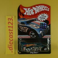 Hot Wheels 2016 COLLECTOR EDITION DRAG DAIRY No.4 [Factory Sealed]