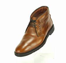 Allen Edmonds Men's size 9.5 D Bellevue Brown Leather Chukka Ankle Boots # 1945
