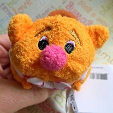 "Disney Tsum Tsum Stack Mini Plush 3.5"" Muppets Fozzie Bear"