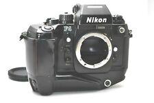 [Excellent+] Nikon F4 MB-21 + DP-20 35mm SLR Film Camera Body from JAPAN #80