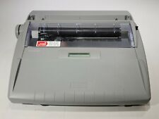 Brother Sx 4000 Electronic Typewriter Tested Working Needs Ribbon Cassette
