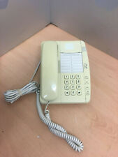 ALPHACOM Corded phone landline Telephone TESTED READY TO USE + CABLE HOME PHONE