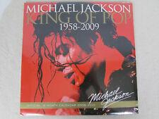 Michael Jackson Calendar 2010 : King of Pop Memorial Calendar (2009, Calendar)