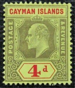 nystamps British Cayman Island Stamp # 25 Mint OG H $68   L16x2048