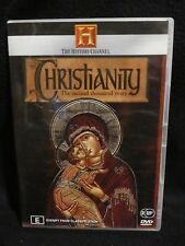 The Rise Of Christianity - The 2nd 1000 Years (DVD, Region 4, Like New) k3