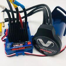Traxxas Rustler 4x4 VXL Velineon Waterproof Brushless Motor Vxl-3s ESC System