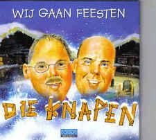 Die Knapen-We Gaan Feesten cd single