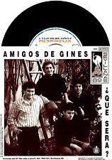 "7"" - Friends Always-Be (sevillanas' 89) new-new store stock"