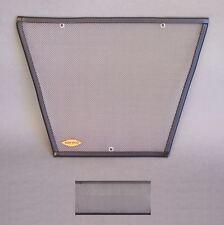 2005-08 GSX-R 1000 WarpSpeed Stainless Radiator Guards GSXR 07 06 05 K8 K7 K6 K5