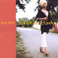 ERYKAH BADU - Bag Lady - CD Single (2001) / Remix Dr. Dre Sample