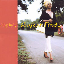 Bag Lady - Badu, Erykah - MUSIC CD - NEW - I184