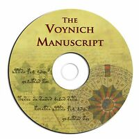 The Voynich Manuscript-The Most Mysterious Unsolved Code/Cryptography Book on CD