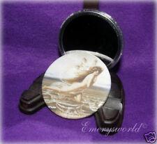 Victorian Water Fairy Purse Mirror