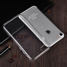 Per iPhone 8 Plus Custodia Cover Gel Paraurti Chiaro chiaro indietro silicone