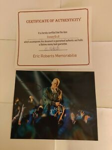 Eminem 10 x 8 Hand Signed Photo COA