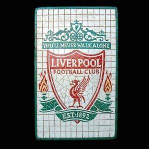 Mosaic Wall Decoration Liverpool Football Club Fan Club Garage Wall Hanging Gift