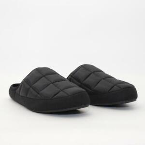 Mens Coma Toes Tokyoes Mule Slipper Black/Cobalt (CTF1) RRP £39.99