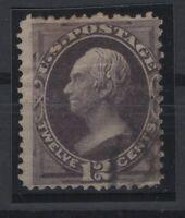 G136914/ UNITED STATES / SCOTT # 162 USED CV 135 $