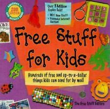 Free Stuff for Kids: 2001 (Free Stuff for Kids, 2001)