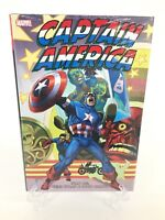 Captain America Volume 2 Omnibus Stan Lee Romita HC Hard Cover New Sealed $99