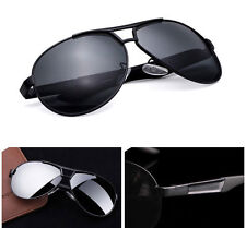 Men's-Retro-Polarized-Metal-Vintage-Sunglasses-Glasses-Driving-Fishing-Eyewear A