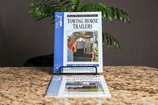 Horse Trailers Towing and Maintenance Book Lot of 2
