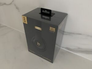 Beats By Dr. Dre Studio 3 Wireless Shadow Grey Special Edition Headphones NEW