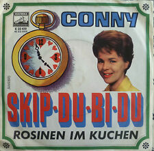 "7"" 1963 KULT IN VG+ ! CONNY FROBOESS : Skip-Du-Bi-Du"