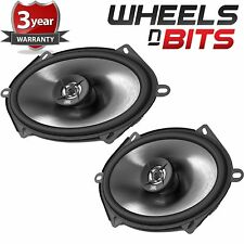"JBL STAGE 8602 COPPIA 180 WATT 8""x6"" Pollice Coassiale Altoparlanti Auto FORD JAGUAR MAZDA"
