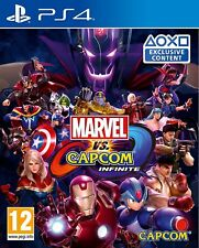 Marvel VS Capcom Infinite Ps4 Playstation 4