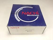 Nachi 5311ZZ Double Row Angular Contact Ball Bearing Shielded Japan NEW