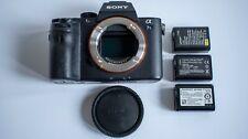 Sony Alpha A7SII A7S II A7S2 12.2MP Mirrorless Digital Camera ILCE-7SM2 - Black