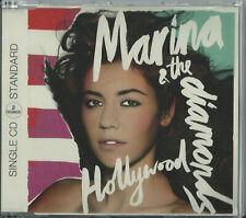 MARINA AND THE DIAMONDS - HOLLYWOOD / (REMIX) 2010 EU CD 679L170CD DIAMANDIS