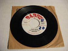 The Marathons/ Peanut Butter/ Barry/ 1961/ Canada