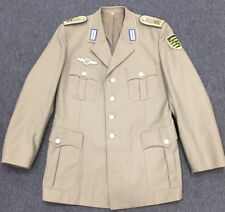 German Army Parachute Dress Tunic. medium size  very good condition