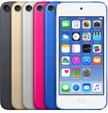 Apple iPod Touch 6th Generation Gold Red Blue Gray Black  16GB 32GB 64GB 128GB