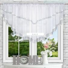 ** Zircons * Modern Voile Net Curtains  -  Ready Made  **   Sale UK SELLER